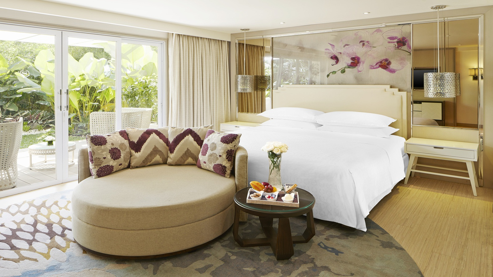 presidential suite sheraton bandung hotel & towers